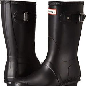 MID RISE HUNTER BOOTS